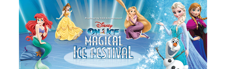 Win kaarten voor Disney On Ice!