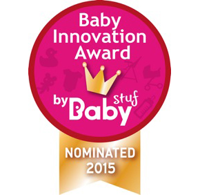 Stembussen Babystuf Baby Innovation Award 2015 geopend