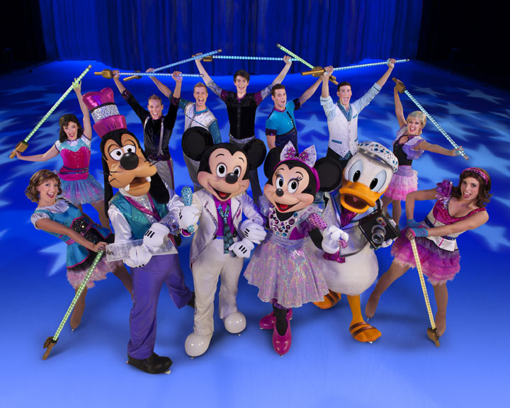 Review : Disney On Ice presents Magical Ice Festival