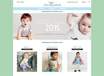 Webwinkel Babykleding.Mama Achter De Webwinkel Littlekingarthur Com Moms And The City