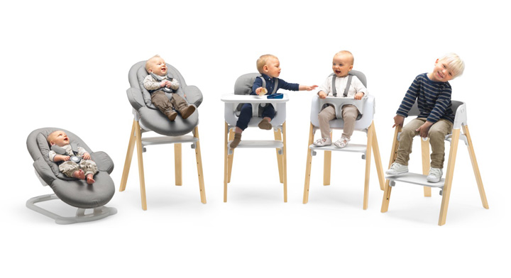 Stokke® Steps™ wint Red Dot Award Best of the Best 2015