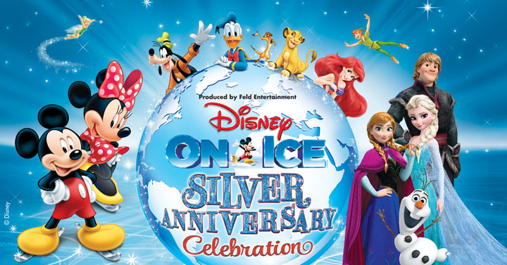 Winactie: Disney On Ice Silver Anniversary