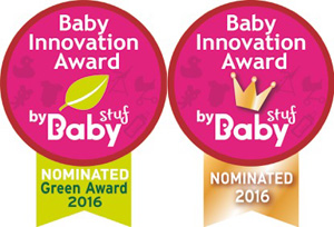 Baby Innovation Award 2016 opent digitale stembussen