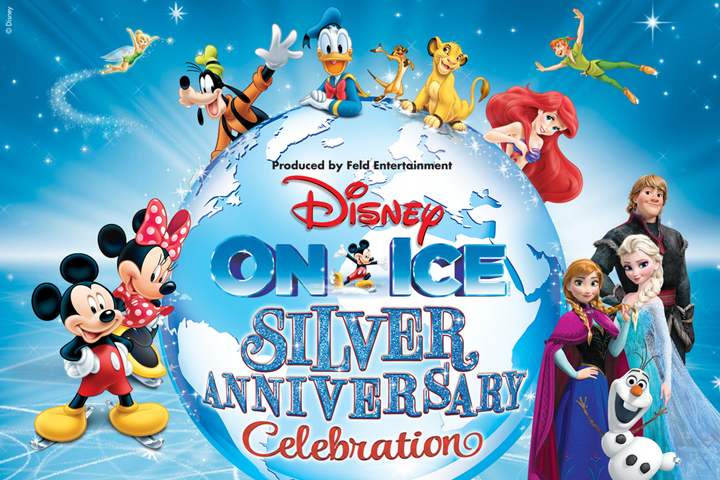 Review: Disney On Ice presents Silver Anniversary Celebration