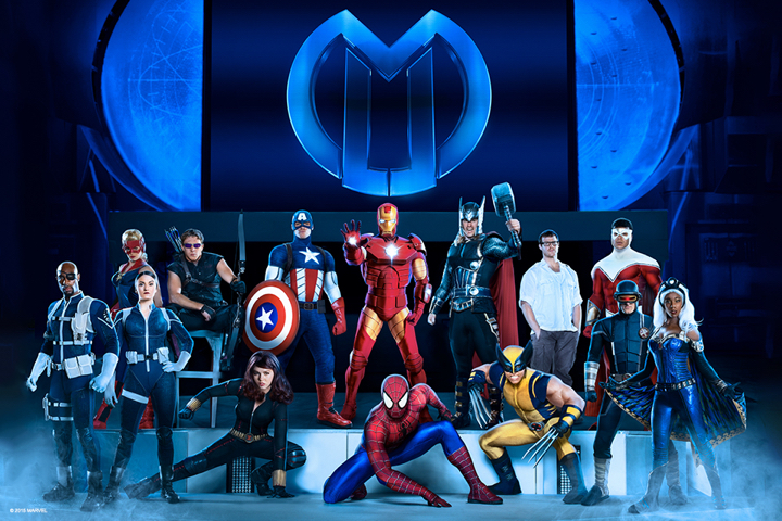 Review : Marvel Universe LIVE