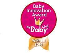 Winnaars Baby Innovation Award 2014!
